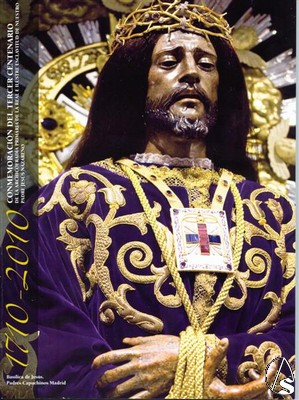 III Centenario al Cristo de Medinaceli, en Madrid